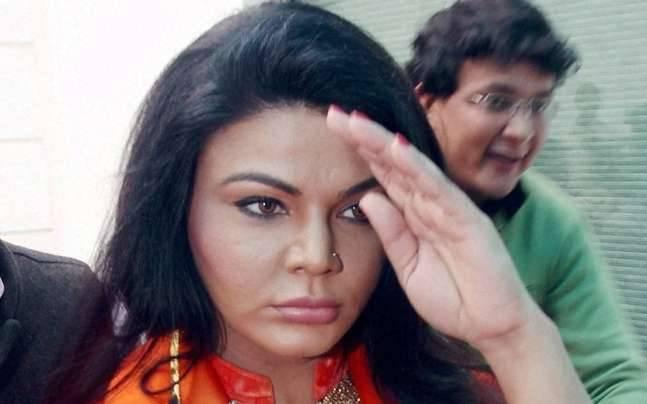 rakhi savanth arrested