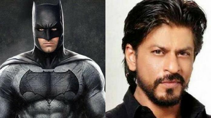 shah rukh khan to star as batman