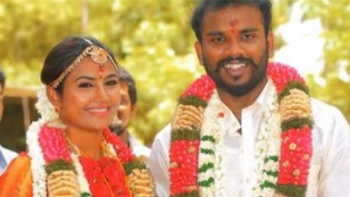 tamil actress nandini husband commits suicide
