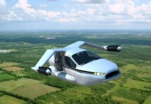 uber introduce flying taxi