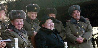 north korea warns of atomic war
