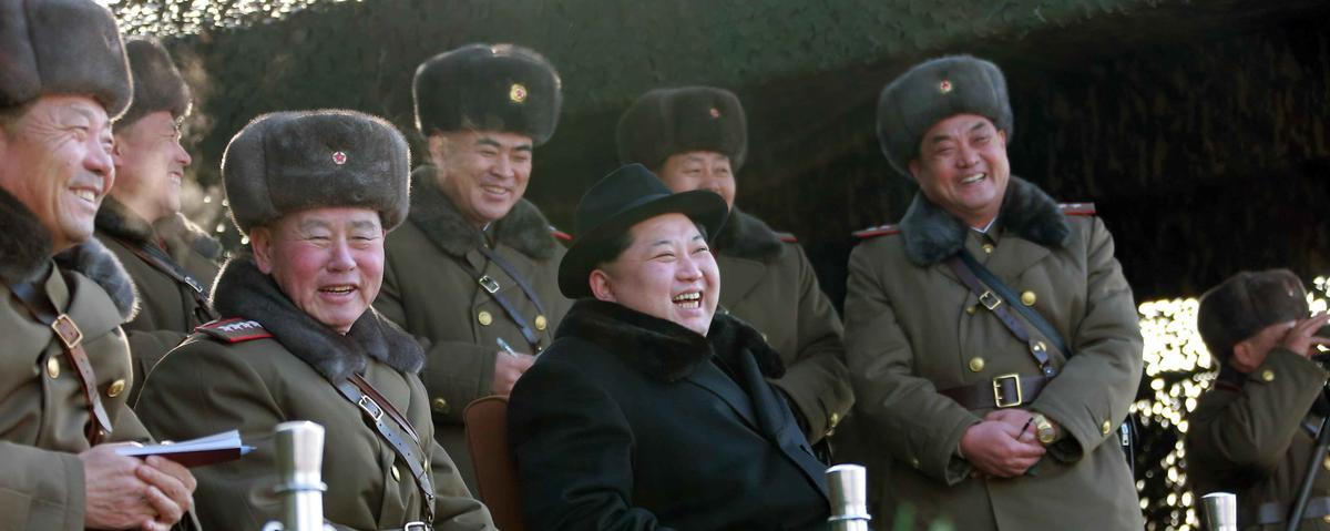 north korea warns of atomic war