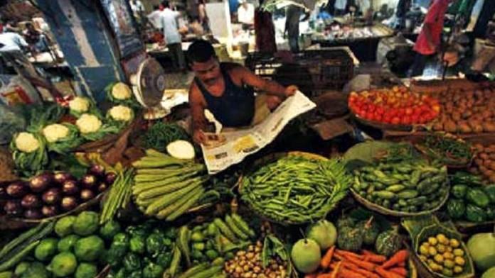 vegetable inflation