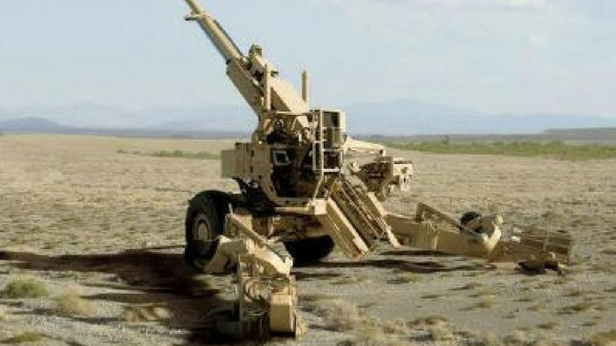 145 artillery guns import india aftre 30 years