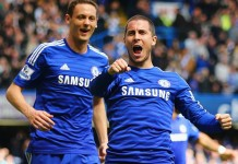 English premiere league Chelsea wins crown