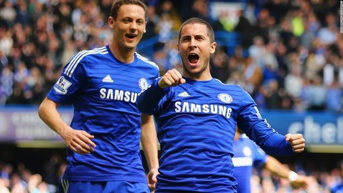 English premiere league Chelsea wins crown