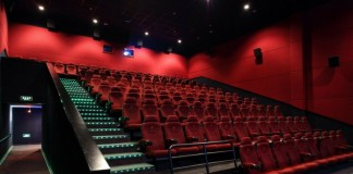 multiplex theater