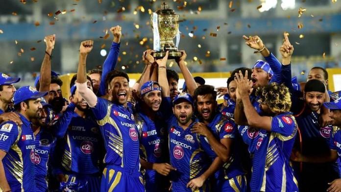 mumbai indians won IPL 10th cup