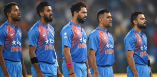 champions trophy indian team declared