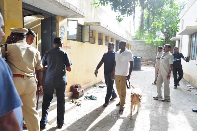 Mysore court blast charge sheet against three