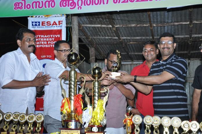 young business manager award saji saviour