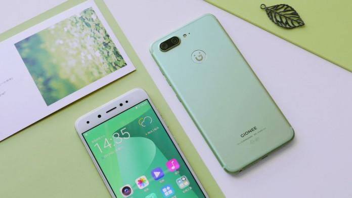 gionee 4 camera one phone