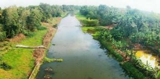 KUTTAMBERUR RIVER