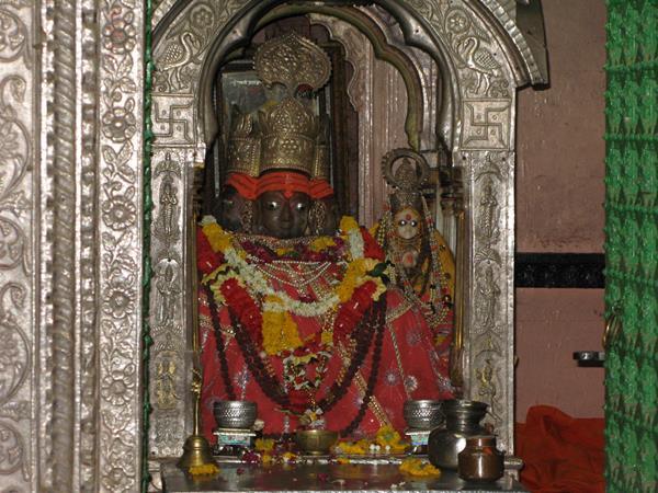 Lord-Brahma-at-Pushkar-in-Rajasthan