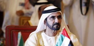 dubai ruler honor arab hope makers