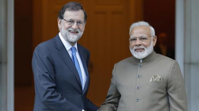 Spanish President Mariano Rajoy