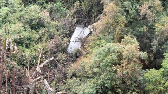 Sukhoi plane missing Malayalee pilot dead body found