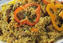 beef biriyani