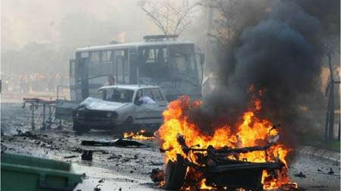 car bomb blast 18 dead