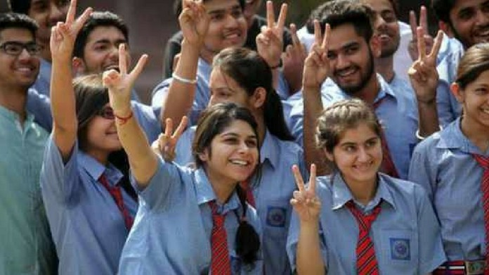 cbse 12th result announced