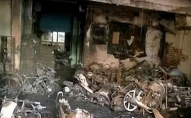 chennai fire | disaster