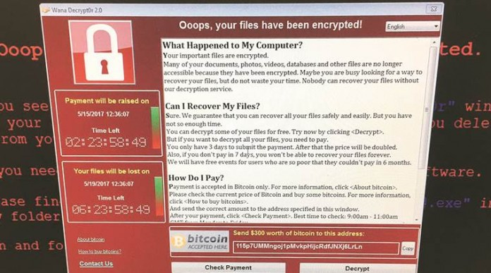 protect personal computer, wannacry, ransomware virus program rescues wannacry affected computers