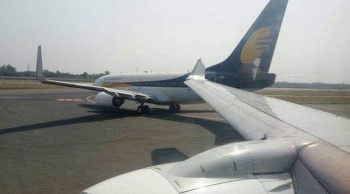 Delhi, plane carsh, jet airways,