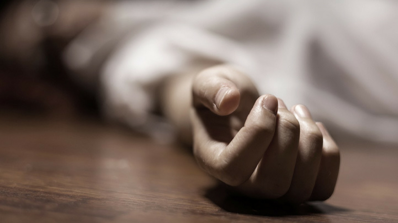 dead youth committed suicide pregnant woman assaulted for touching bucket