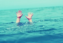 8 year old drowned dead