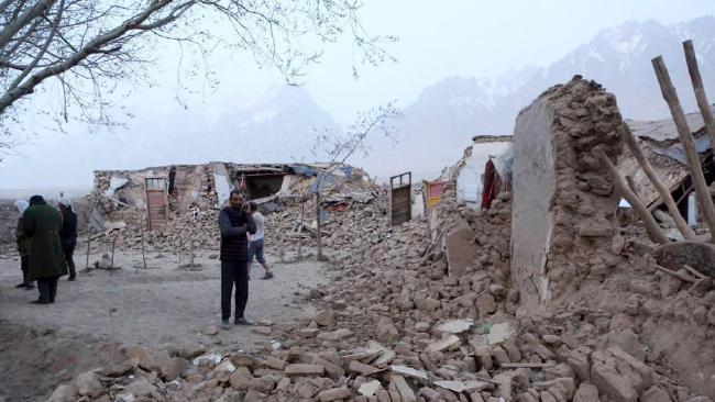 earthquake china