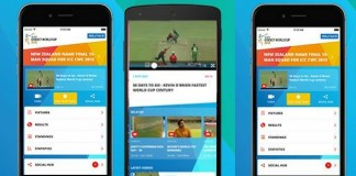 icc cricket app
