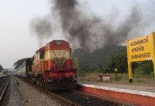 kannur kasargod special passenger train service stopped