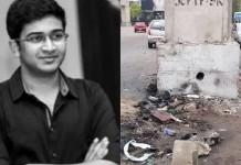 nidhidh narayana, AP minister son, dead