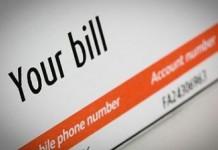 mobile bill