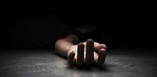 wife arrested killing husband