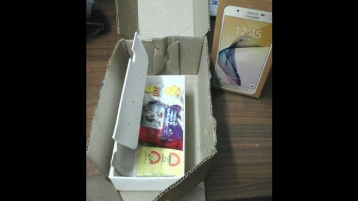 ordered phone online got soap instead case against flipkart