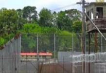 papuva newginiya 17 prisoners shot dead