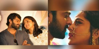 prabhas Anushka off screen chemistry real photos
