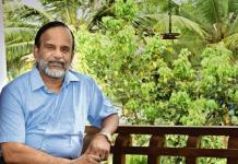 pv gangadharan
