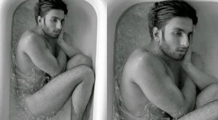 ranveer singh nude photoshoot