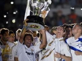 real madrid won la liga 2017