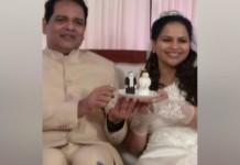 sindhu joy got married