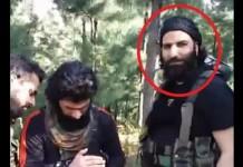 the indian army killed Hizbul head commander sabzar Ahmad Bhat