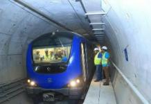 under ground metro