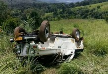 vagamon jeep fell abyss