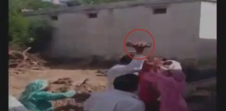 village head attacks women video