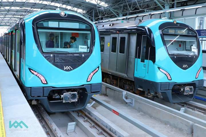 kochi metro hartal creates 50 percent decrease in metro income