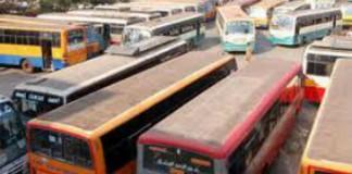 bus strike this month 18th private bus strike