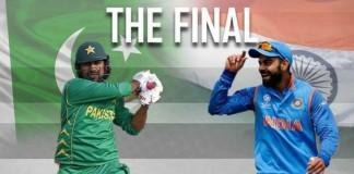 india pak final