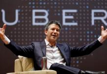 uber founder ceo travis kalanick resigned